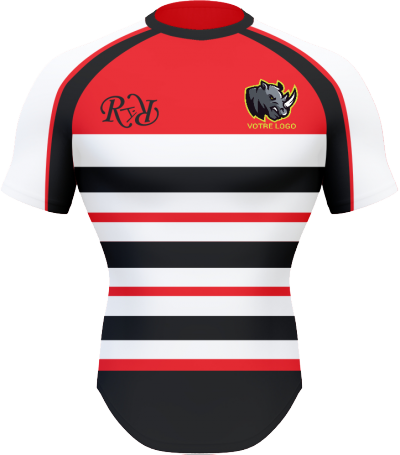 maillot de rugby personnalisable