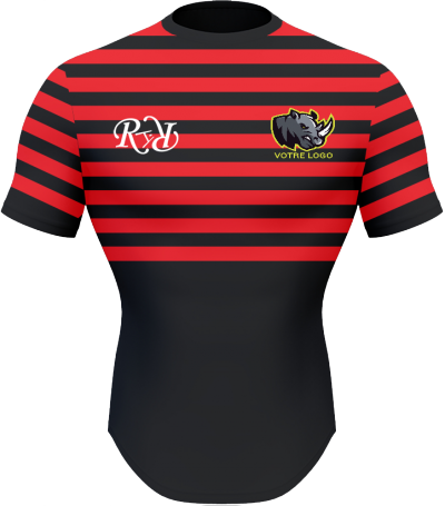 maillot de rugby mariniere